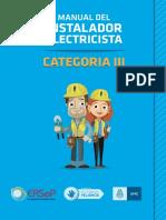 manual_instalador Electricista_catIII.pdf