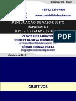 VALOR JUSTO E IMPAIRMENT - APICE.ppt