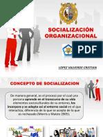 SOCIALIZACION ORGANIZACIONAL