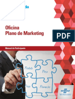 Modelo Plano de Marketing