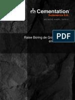 Raise Boring en Roca Dura (23 Oct 2012)