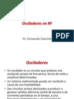 Clase7 Osciladores RF
