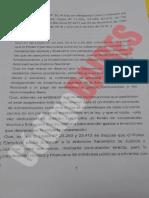 Decreto Presidencial de eliminacion de contratos a través de convenios
