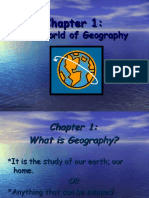 unit 1 geography ppt