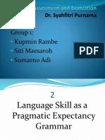 Makalah Speaking Academic - Group 5 2003