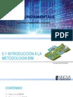 01. Introduccion a La Metodologia BIM