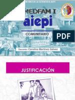AIEPI COMUNITARIO - alumnos