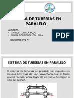 Tuberias en Paralelo.ppt