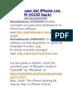 26404857 Desbloqueo Del iPhone Con TurboSIM[1]