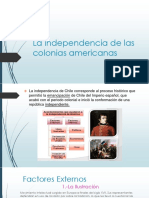 Factores de La Independencia