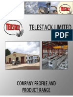 Telestack limited