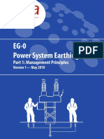 ENA-Power System Earthing Guide-Part 1 Management Principles