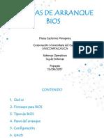 Sistemas de Arranque (Bios)