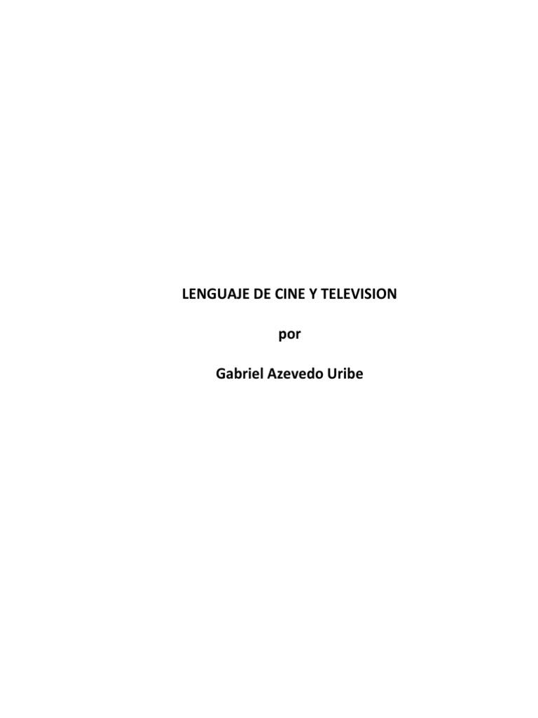 4224f4de1 Diccionario Lenguaje de Cine y Television | Ballet | Los Beatles