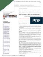 Resolução Seeduc Nº 4.866 de 14 de Fevereiro de 2013 - Currículo Mínimo 2013 _ Gestão Educação