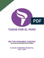 Todos Por El Perú