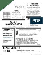 syllabus grade 6 pdf