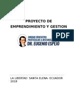 Proyecto Andrea