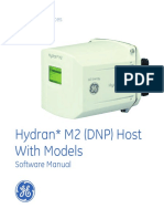 Software Manual Hydran M2 (DNP) Host (DNP3 Single Protocol)