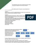 Denominamos Proceso o Circuito Administrativo de La Compra Al Conjunto de Operaciones y Flujos de Información Administrativa Que Genera La Adquisición de Mercancía Por La Empresa