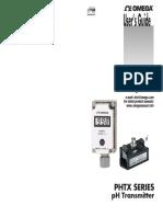 M0447 - Transmissor de PH