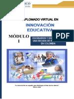 Guía Didáctica . Escenarios y Discursos de Una Decada de Innovación en Colombia