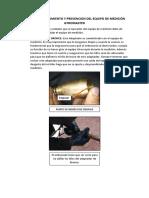 Guia de Mantenimiento y Prevencion Del Equipo Me Medición Gyromaster