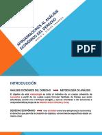 Mario A. Pinzón Camargo. Aproximaciones al análisis economico del Derecho