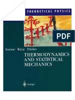 Thermodynamics and statistical - Walter Greiner.pdf