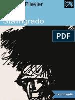 Stalingrado - Theodor Plievier.pdf