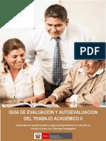 ANEXO 4 Guía de Evaluación y Autoevaluación Del Trabajo Académico II-Junio 2018
