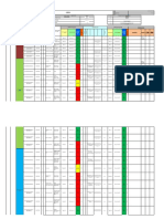 Matriz IPERC Linea Base Obras Preliminares