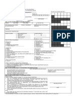Building Permit Form