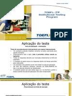 Slides - ToEFL Itp - Atualizado