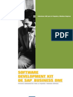 Sdk Sap Business One