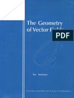 The Geometry of Vector Fields - Yu. Aminov.pdf