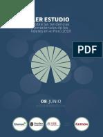1er Estudio de Lideres en El Peru 2018 Libro Digital