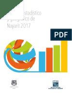 Anuario Estadistico y Geografico de Nayarit 2017