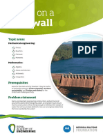 Force on a Dam Wall FINAL