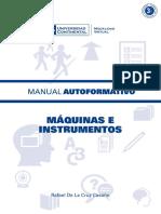 A0292 Maquinas e Instrumentos ED1 V1 2015