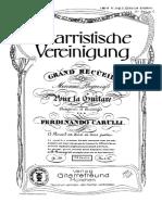 Carulli Op333 Grand Recueil IIè Partie