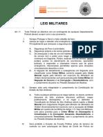 Leis Militares - M.O.G