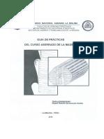 Guía de Prácticas Aserrado de La Madera FCF UNALM