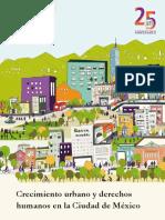 Informe Crecimiento Urbano