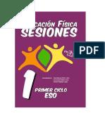 Pt Educacion Fisica Sesiones 1er Ciclo Eso