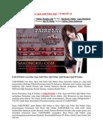 Situs Agen Judi Poker QQ | CEMEKIU.id