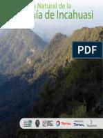 Libro HistoriaNatural SerraniaIncahuasi