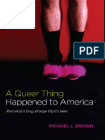 A Queer Thing Happened To America - Michael Brown