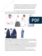 Pengertian Busana Muslim