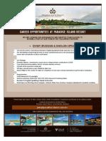 Jobmaldives Ad 2ND SEPT 2018